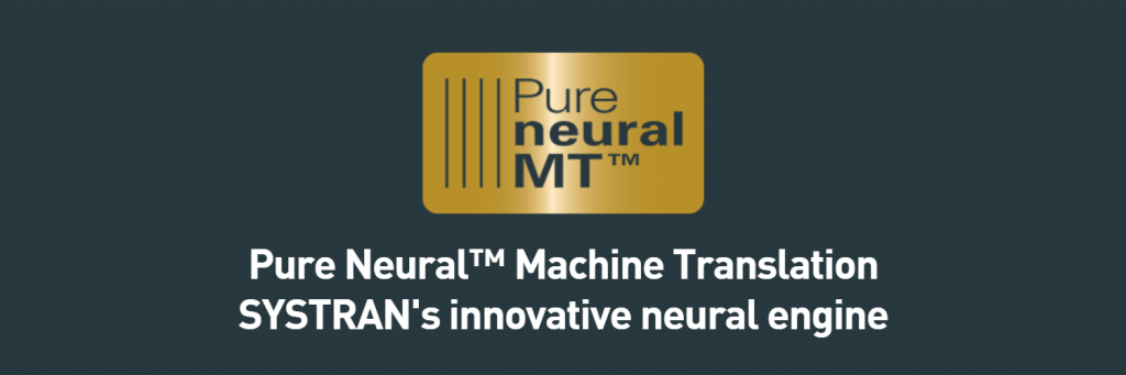 Pure Neural Machine Translation